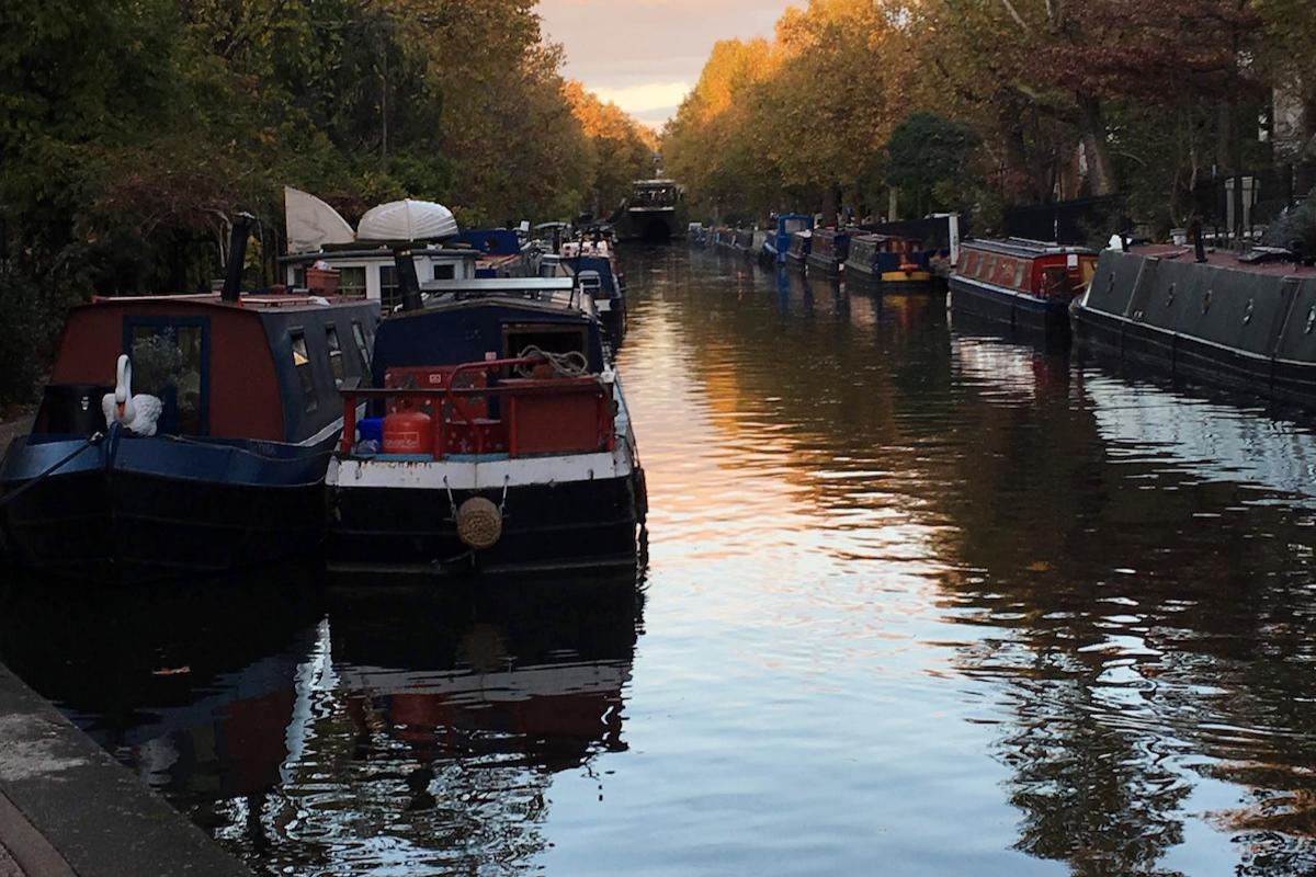 Canal - Little Venice